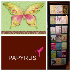 Papyrus Recycled Paper Greeting Cards!!